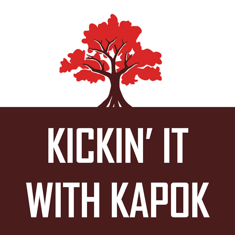 Kickin' it with Kapok